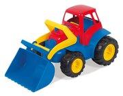 dantoy® Sandspielzeug, Schlepper mit Greifarm, 30cm