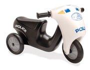 dantoy® Polizei Scooter mit Gummirädern