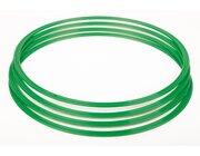 Flachreifen 40 cm grün (4 Stück)