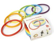 Gonge® Activity Rings, 24-er Set