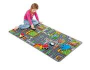 Straßen-Spielteppich, ab 3 Jahre