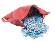 TheraBeans Tasche rot + 2,5 kg TheraBeans