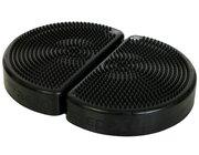 TOGU® Aero Step XL, schwarz, mit Übungsposter