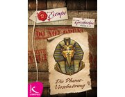 Die Pharao Verschwörung, Escape Game, 5.-7. Klasse