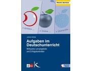 Aufgaben im Deutschunterricht, Buch, 5.-10. Klasse