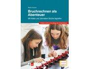 Bruchrechnen als Abenteuer, Buch, 5.-10. Klasse
