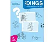 Das Dings: Spielend Deutsch lernen, Lernspiel, ab 7 Jahre
