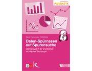 Daten-Spürnasen auf Spurensuche, Buch, 2.-4. Klasse