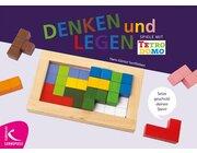 Denken & Legen, Lernspiel mit Tetrodomo-Spielsteinen, ab 6 Jahre
