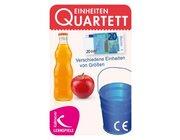 Einheiten-Quartett, Kartenspiel, ab 8 Jahre