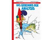 Frederiks mathematische Abenteuer: Das Geheimnis der Analysis, Buch, 5.-10. Klasse