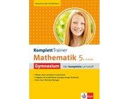 Komplett Trainer Gymnasium, Übungsbuch Mathematik 5. Klasse