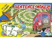 Sentence maker!, Lernspiel Englisch, 5.-6. Klasse