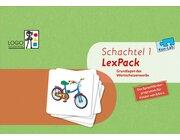 Kon-Lab LexPack Schachtel 1, Bildkarten und Legetafeln, 0-5 Jahre