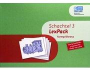 Kon-Lab LexPack Schachtel 3, Bildkarten und Stofftaschen, 0-10 Jahre