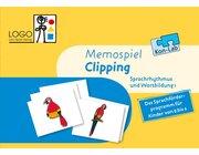 Kon-Lab Memo-Spiel Clipping, 0-5 Jahre (in Nachproduktion)