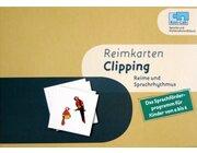 Kon-Lab Die Wortfabrik. Reimkarten Clipping, 0-5 Jahre