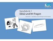Kon-Lab Sätze und W-Fragen, Kartensatz und Anleitung, 0-10 Jahre