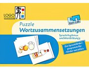 Kon-Lab Puzzle Wortzusammensetzungen, 2-5 Jahre