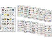 Larsen Lernpuzzle 1-2-3 Rechenpuzzles (12er-Set), ab 3 Jahre