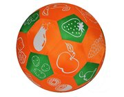 Lernspielball Obst und Gemüse Ø 35cm