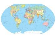 Bodenpuzzle Staaten der Erde