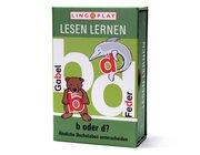 Lesen Lernen b oder d?, Lernspiel, ab 6 Jahre