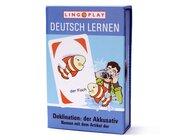 LingoCards Deutsch Lernen Deklination: der Akkusativ, ab 5 Jahre