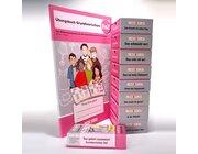 Paket DaZ-Grundwortschatz - Übungsbuch und 9 Spiele, ab 5 Jahre