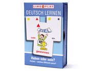 Deutsch Lernen: Haben oder sein? - Perfekt richtig bilden, Merkspiel, ab 9 Jahre