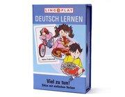 LingoCards Deutsch Lernen: Viel zu tun!, ab 5 Jahre
