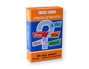 Wer fragt, gewinnt! - W-Fragen zum Textverstehen, Zuordnungsspiel, ab 9 Jahre