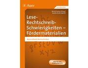 Lese-Rechtschreib-Schwierigkeiten Fördermaterial 3