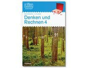 LÜK Denken und Rechnen 4, Heft, 4. Klasse