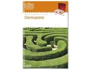 LÜK Denkspiele 1, Heft, 3.-4. Klasse