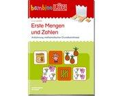 bambinoLÜK Erste Mengen und Zahlen, Übungsheft, 4-6 Jahre