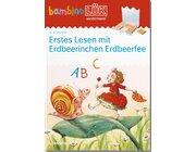 bambinoLÜK Erstes Lesen mit Erdbeerinchen Erdbeerfee, Heft, ab 4 Jahre