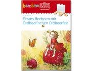 bambinoLÜK-Set Erstes Rechnen mit Erdbeerinchen Erdbeerfee, Heft, ab 4 Jahre