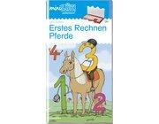 miniLÜK Pferde Erstes Rechnen, Heft, ab 6 Jahre