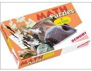 MATHPuzzles - Multiplikation bis 1000, 6-9 Jahre