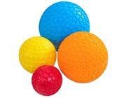 Easygrip Ball-Set, 4 Größen in leuchtenden Farben, ab 3 Jahre