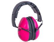 Kindergehörschutz gegen Lärm, pink