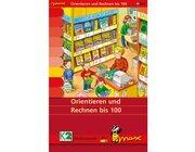 Max Lernkarten Orientieren und Rechnen bis 100, ab 6 Jahre