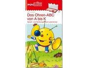 miniLÜK Ohren-ABC von A bis K, Heft, bis 2. Klasse