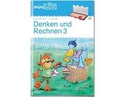 miniLÜK Denken und Rechnen 3, Heft, 3. Klasse