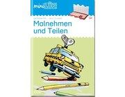 miniLÜK Malnehmen und Teilen, Heft, 2.-4. Klasse