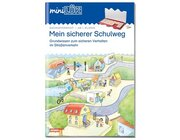 miniLÜK Mein sicherer Schulweg, Heft, 1.-2. Klasse