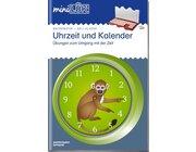miniLÜK Uhr und Kalender, 7-10 Jahre