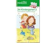miniLÜK Im Kindergarten 2 Lernkompetenz, Heft, 4-5 Jahre