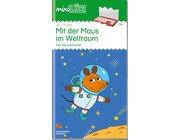 miniLÜK Mit der Maus im Weltraum, Heft, 4-5 Jahre